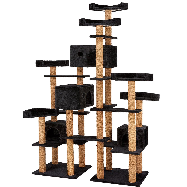 Arbre A Chat A Faire Maison arbre à chat géant : sélection de grands arbres xxl pour chat