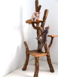 arbre à chat diy