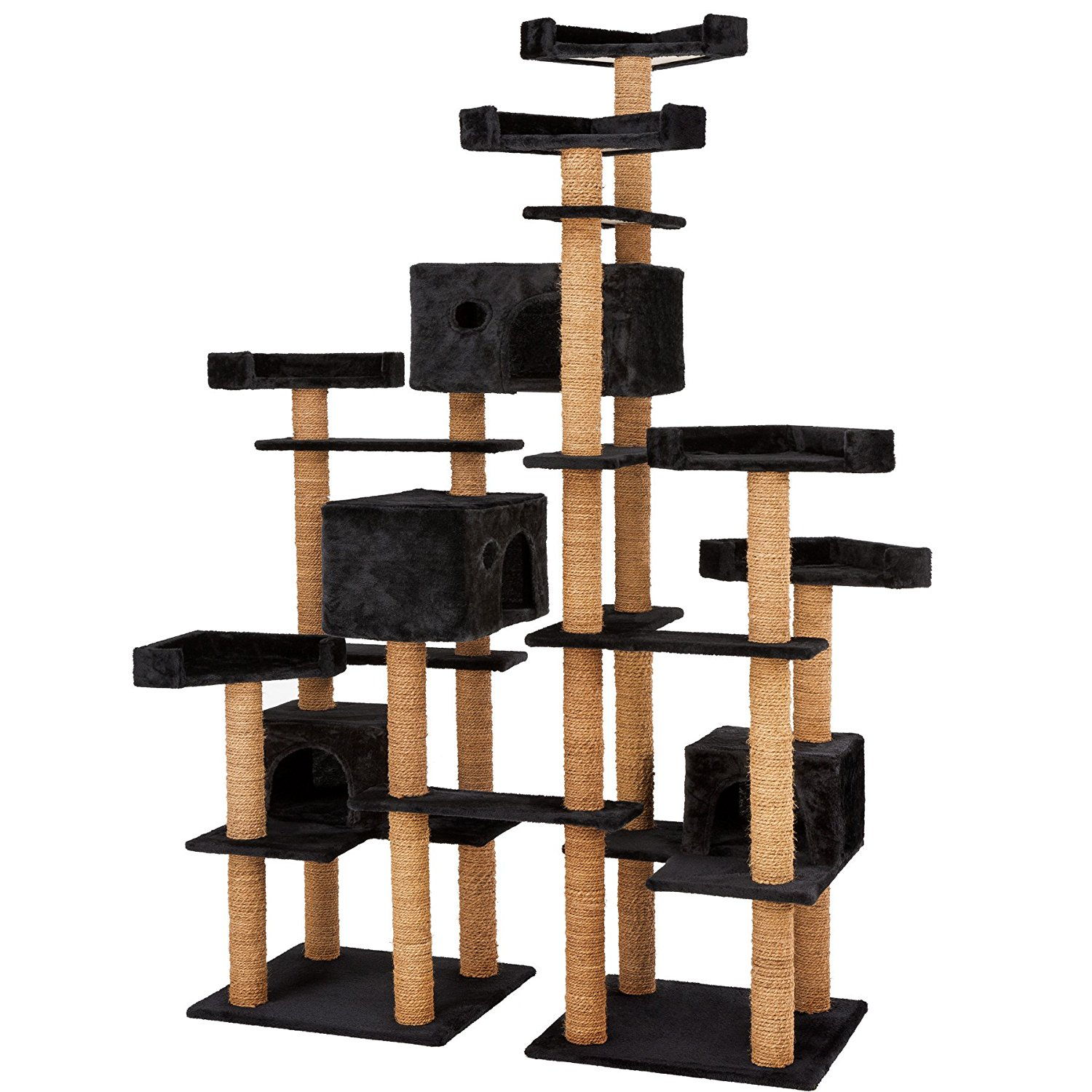 arbre chat g ant s lection de grands arbres xxl pour chat. Black Bedroom Furniture Sets. Home Design Ideas