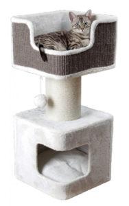 arbre à chat avec couchage